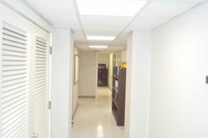 Finish Hallway