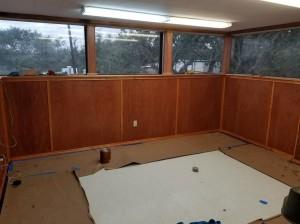 Wood Panel Insulation